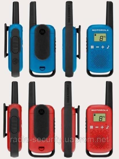 Переговорний пристрій MOTOROLA TALKABOUT T42