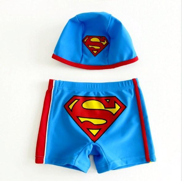 Плавки з шапочкою Супермен 4Т,5Т