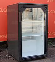 Маленький барный шкаф витрина «Norcool Super - 5» (Польша), полезный объём 103 л., компактный, Б/у, фото 1