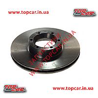Тормозные диски передние Renault Master II 98-01 280mm 15колесо   ABE C3R022ABE