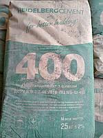 Цемент Хайдельберг /25кг/ М 400