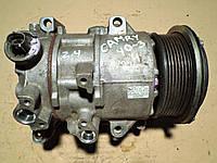 Компрессор кондиционера Toyota Camry 40 - 447260-1207 Denso 6SEU16C