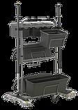 Універсальний візок Slimliner для комплексного прибирання, Vikan (Данія), фото 7