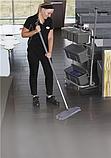Універсальний візок Slimliner для комплексного прибирання, Vikan (Данія), фото 9