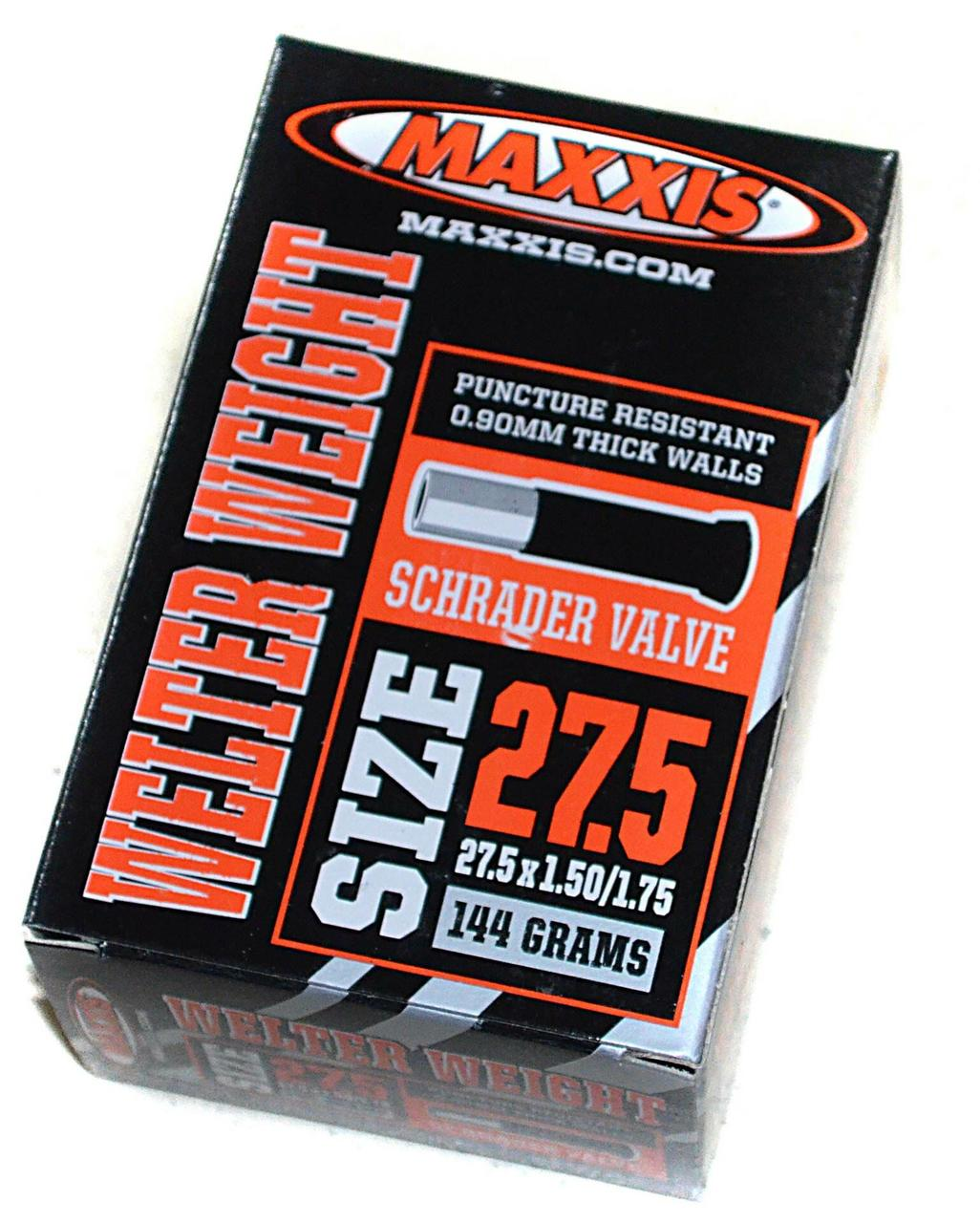 Камера Maxxis Welter Weight (IB75081400) 27.5x1.50/1.75 FV L:48мм