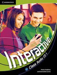 Interactive 1 Class Audio CDs
