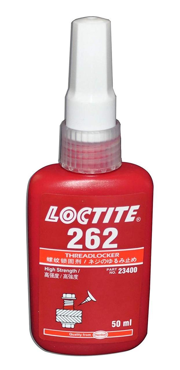 Резьбовой фиксатор высокой прочности Loctite 262, 50 мл