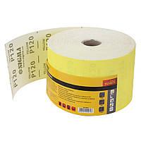 Шлифовальная бумага рулон 115ммх50м P120 sigma 9114271