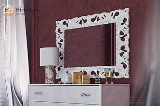 Зеркало Пиония 1000x800 Миромарк