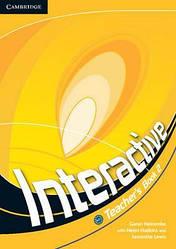 Interactive 2 Teacher's Book with Online Content