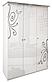 Шкаф 3Д Богема (зеркало) Миромарк, фото 2