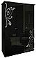 Шкаф 3Д Богема (зеркало) Миромарк, фото 3