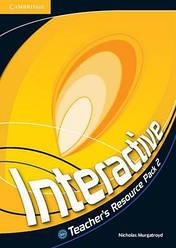 Interactive 2 Teacher's Resource Pack