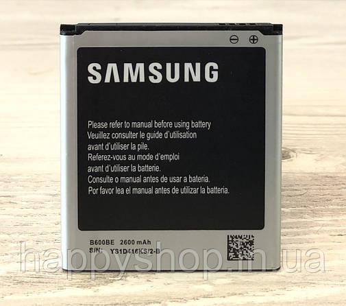 Оригінальна батарея для Samsung Galaxy S4 GT-I9500 (B600BC/B600BE), фото 2