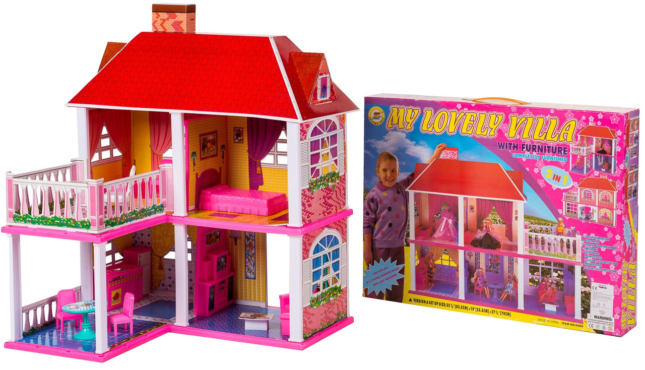 Домик для кукол My Villa