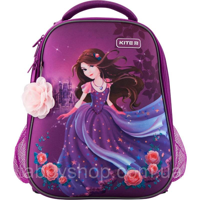 Рюкзак школьный каркасный KITE Education 531M Princess
