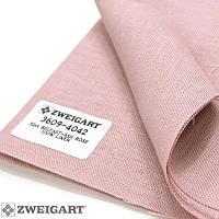 3609/4042 Belfast Linen 32 (10*140см) пепельный розовый