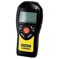 Измеритель расстояния ультразвуковой до 15м    STANLEY 0-77-018