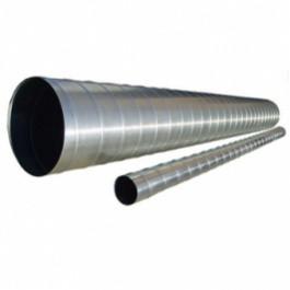 Круглые воздуховоды с толщиной листа 0,55 мм Euro | Ukr