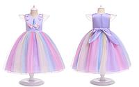 Платье детское нарядное пишное праздник плаття сукня дитяча святкове
