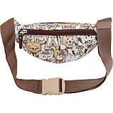 Барсетка сумка на пояс , поясная сумочка Bagland Bella , фото 4