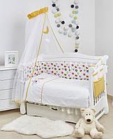 Детская постель Twins 3D Funny Stars 8 эл S-003, фото 1