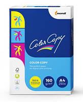 Фотобумага для цветной лазерной печати А4 mondi color copy 160 гр/м 250 листов (a4.160.cc)