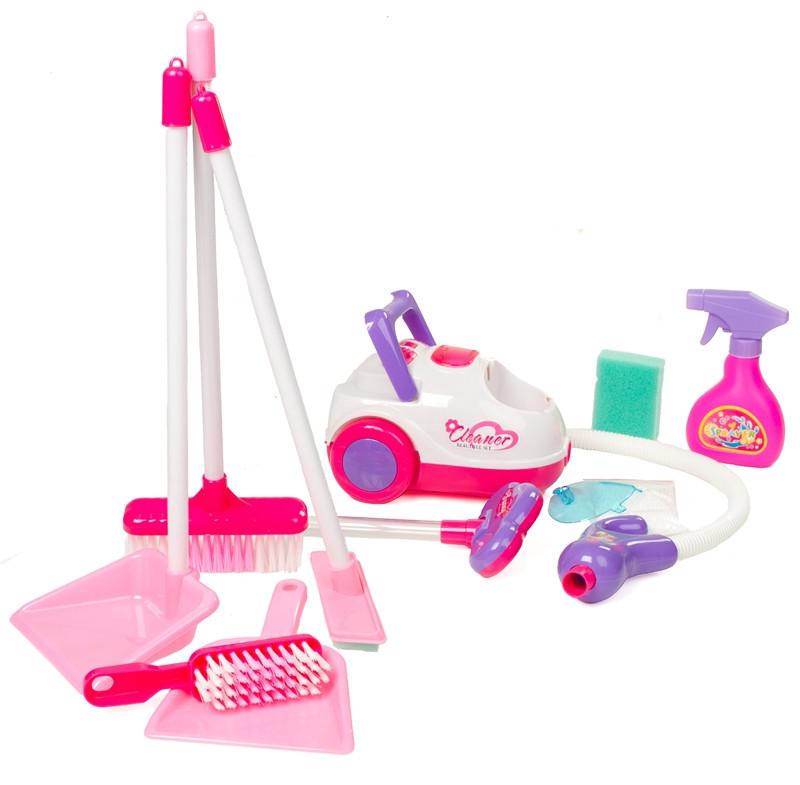 Детский игровой набор для уборки Vacuum Cleaner