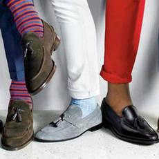 Обувь мужская, общее