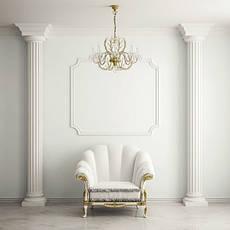 Декоративная лепнина и архитектурные элементы