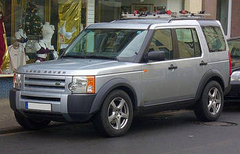 Land Rover Discovery 2004-2015