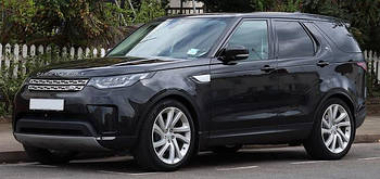 Land Rover Discovery 2017-