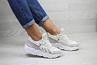 Кроссовки женские бежевые Balenciaga, женские весенние кроссовки (Реплика)