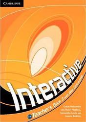 Interactive 3 Teacher's Book with Online Content