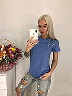 Женская футболка из двунити 42-46