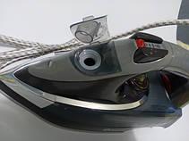 Праска Domotec DT-1202 потужність 2000 Вт подача пара очищення від накипу, протикапельна система, фото 3