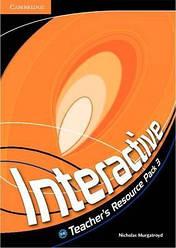 Interactive 3 Teacher's Resource Pack