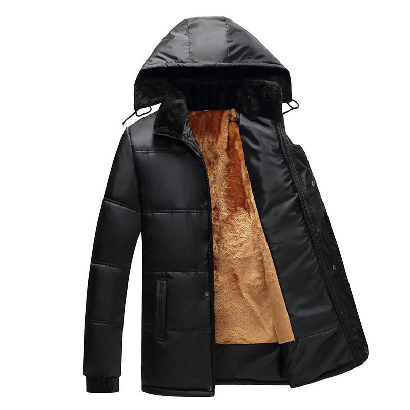 Мужская зимняя куртка размер 44 (XL) AL-6567-65