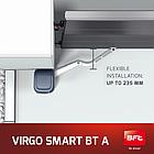 Важільна автоматика для розпашних воріт BFT VIRGO SMART BT A20 KIT, фото 4