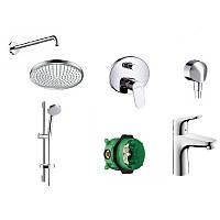 Набор для душа (ванной) Hansgrohe Focus 31945111