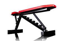 Скамья для жима лежа универсальная наклонная WCG Pro-10