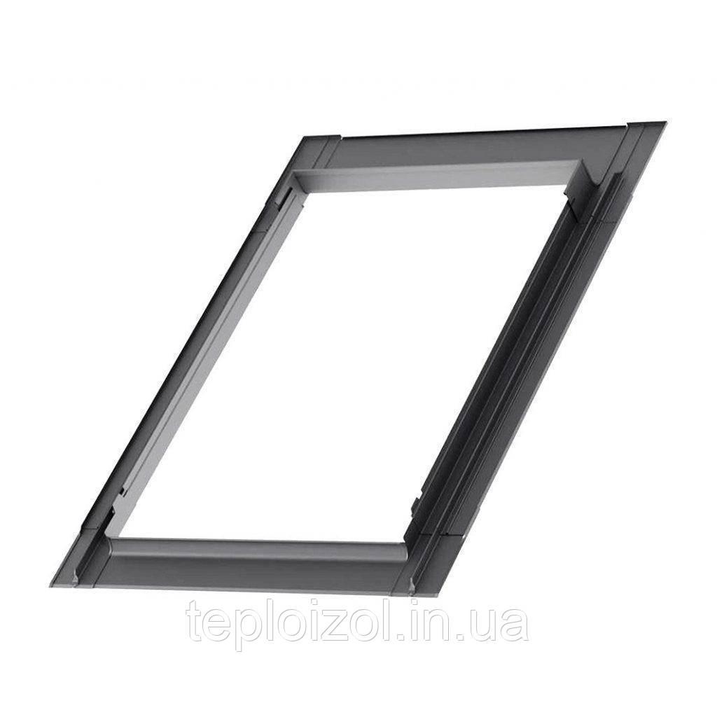 Оклад VELUX EDS 0000 для мансардного окна 78х160мм