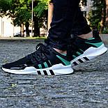 Мужские кроссовки Adidas EQT ADV Support Release Date летние в сетку. Живое фото (Реплика ААА+), фото 2