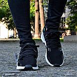 Мужские кроссовки Adidas EQT ADV Support Release Date летние в сетку. Живое фото (Реплика ААА+), фото 4
