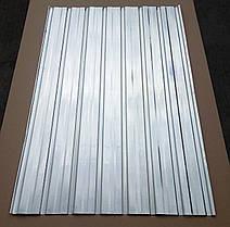 Профнастил оцинкованный ПС-10 толщина 0,20 мм 2 м Х 0,95м, фото 2