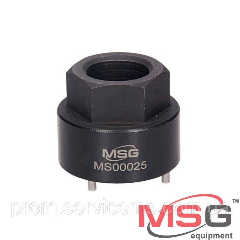 Ключ для монтажа верхней гайки червячного механизма рулевой рейки SU203R SU209R SU211R SU212R MS00025
