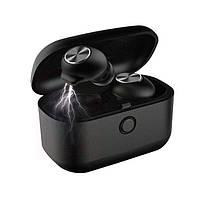 Бездротові Bluetooth-навушники Alitek L18 TWS Stereo, Black