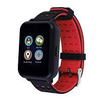 Смарт-часы Smart Watch Z2 красный, фото 1