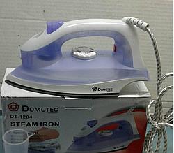 Утюг электрический Domotec DT-1203 1800W керамическая подошва