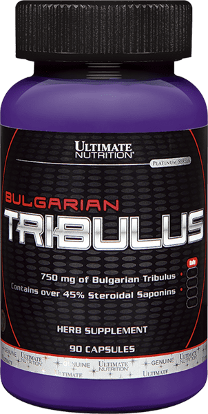 Bulgarian Tribulus 750 mg Ultimate Nutrition 90 caps